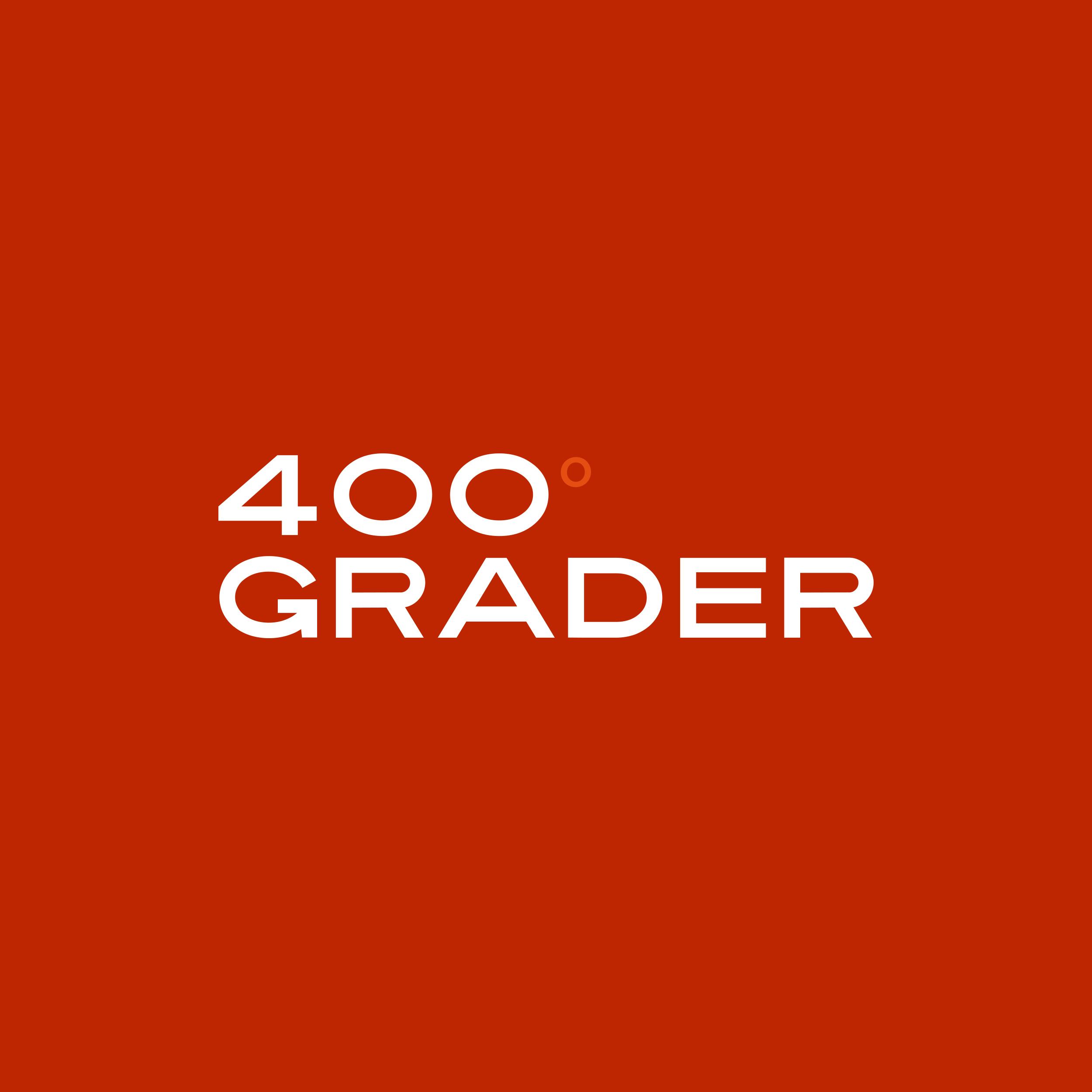 Mock-up for 400 Grader