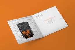 Mock-up af vinylproduktion for Marc Bernstein