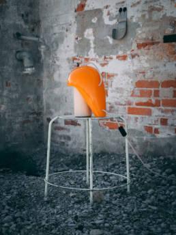 Produktfotografi for designer Bjørn Grummesgaard Hagensen